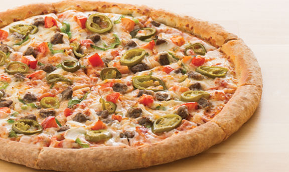PJ Hot & Spicy Pizza